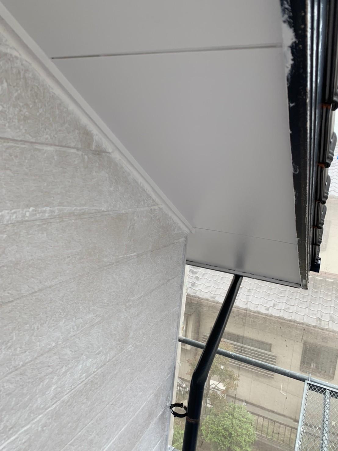 川越町、外壁塗装