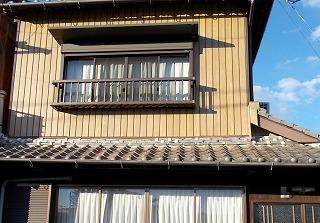 漆喰剥がれ 松阪市 街の屋根やさん四日市店