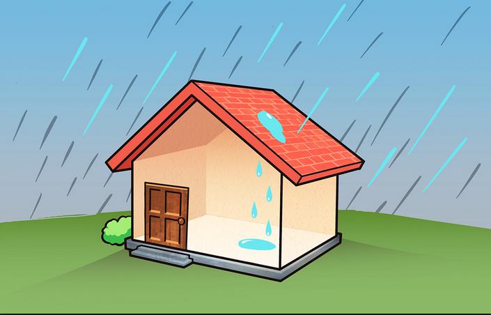四日市 雨漏り修理