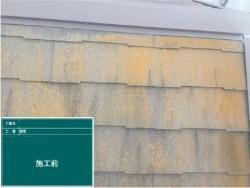 カラーベスト屋根、塗装