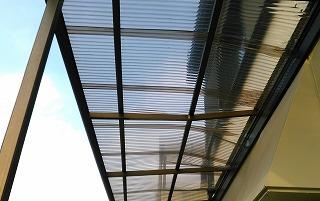 テラス屋根 街の屋根やさん四日市店