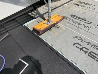 屋根葺き替え、ガルテクト