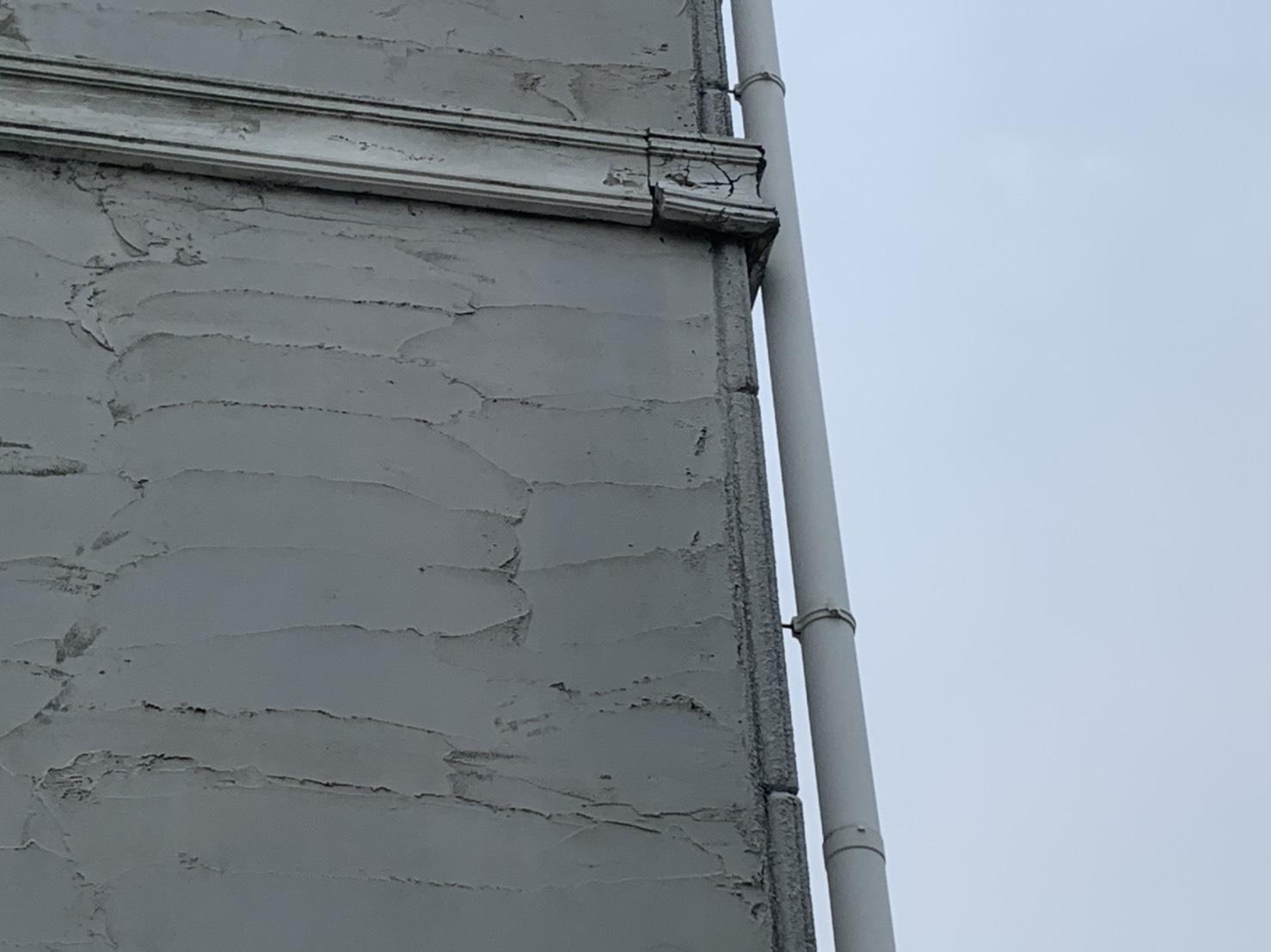 桑名市、幕板、外壁塗装