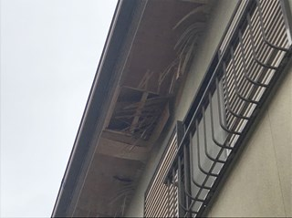 軒天補修 街の屋根やさん四日市店 鈴鹿市