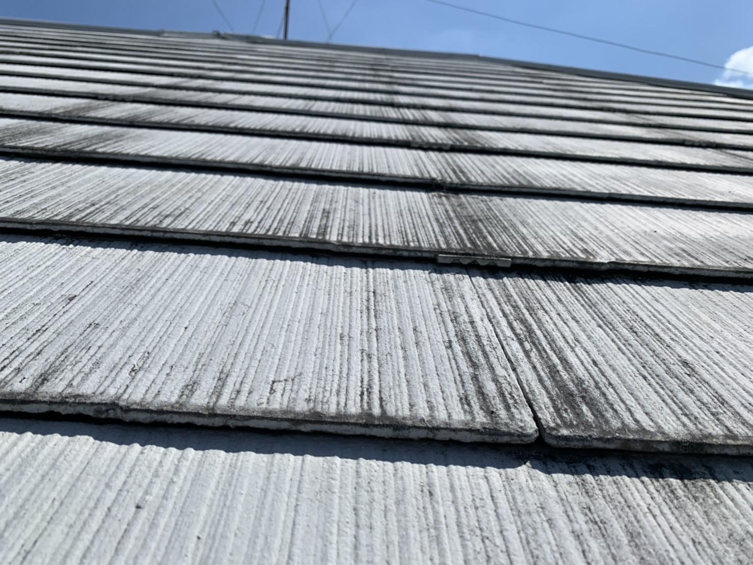 桑名市のカラーベスト屋根
