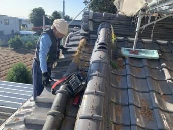いなべ市、屋根工事、漆喰