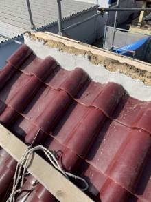 四日市市、屋根修理、漆喰
