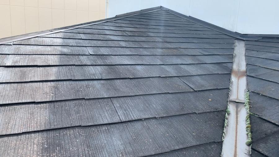 桑名市、カラーベスト、屋根塗装