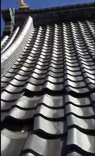 日本瓦 台風被害 街の屋根やさん四日市店
