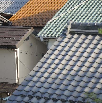 松阪市:Y様邸・屋根の耐震対策、モダンな屋根でお家のイメージチェンジ
