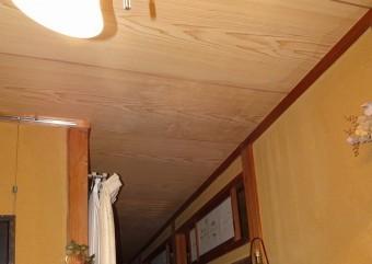天井雨漏り染み 街の屋根やさん四日市店 津市
