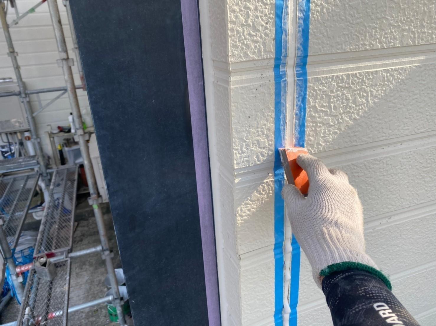 四日市市、シーリング工事、外壁塗装