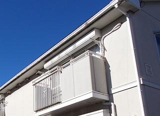 雨樋交換 アパート 街の屋根やさん四日市店