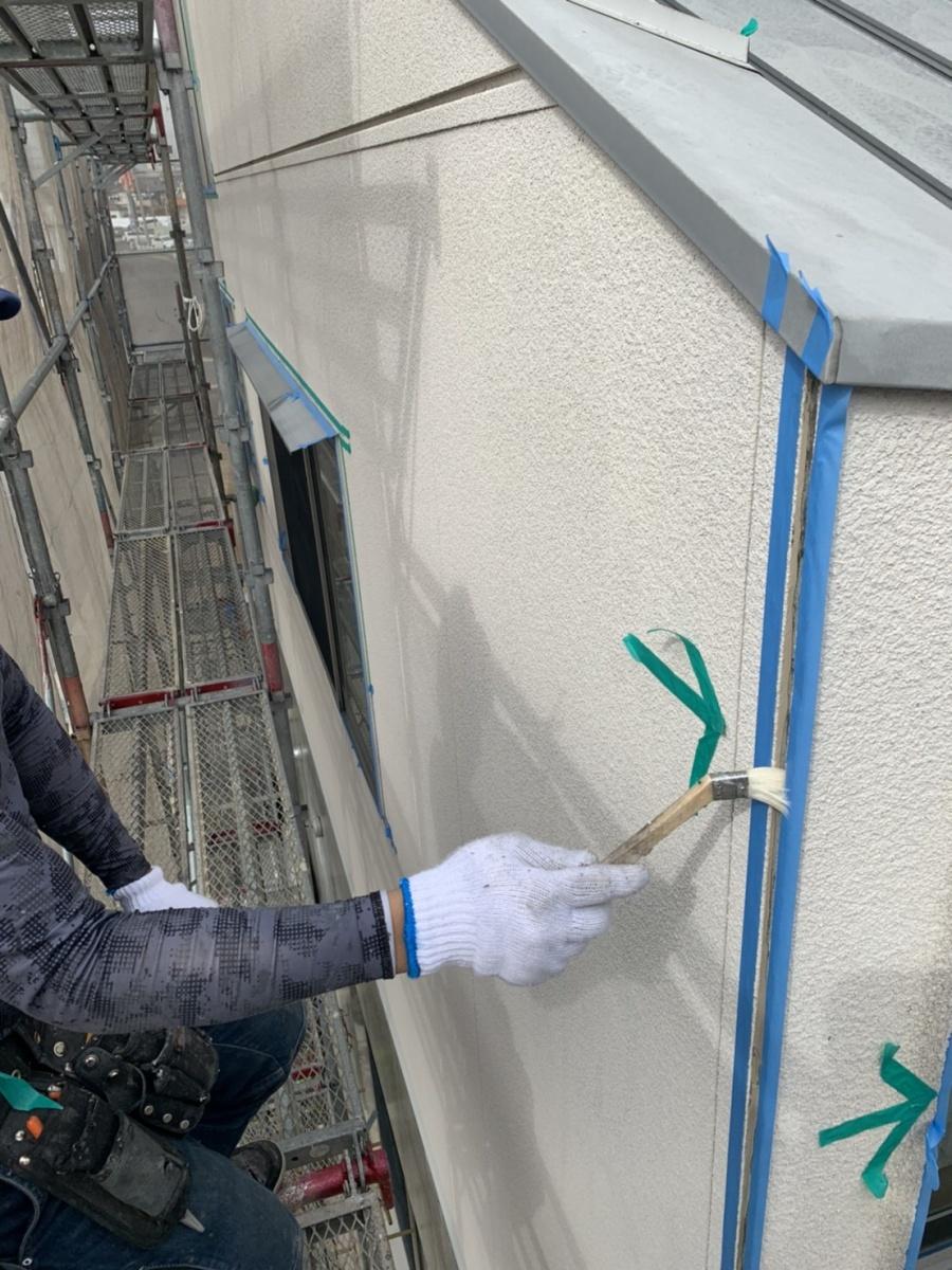 四日市市、外壁塗装、シーリング工事