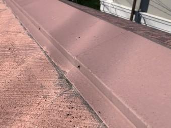 四日市市、屋根工事、棟板金、屋根塗装