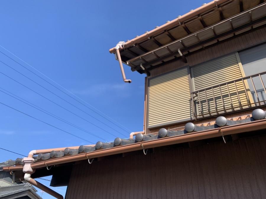 四日市市、雨樋修理、火災保険