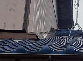 雨仕舞板金 街の屋根やさん四日市店