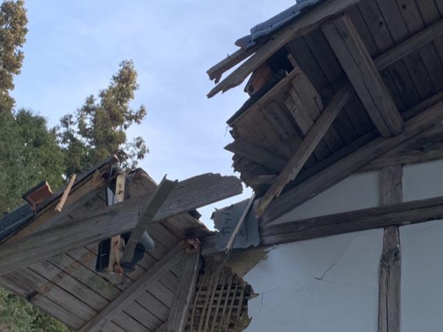 桑名市、屋根修理、葺き替え