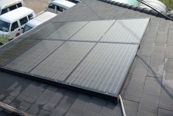 太陽光発電システム 屋根
