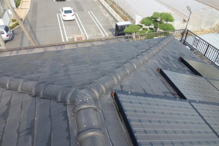 カラーベスト 寄棟屋根