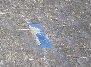 コロニアル割れ補修 塗装 街の屋根やさん四日市店 津市