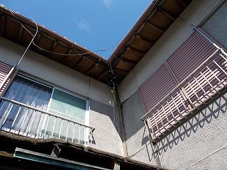 谷部 雨漏り 街の屋根やさん四日市店