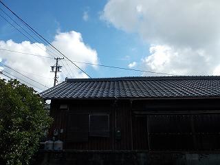 棟瓦 漆喰補修 街の屋根やさん四日市店