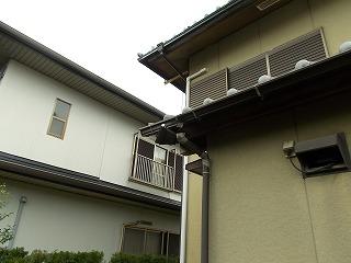 樋集水器破損 街の屋根やさん四日市店