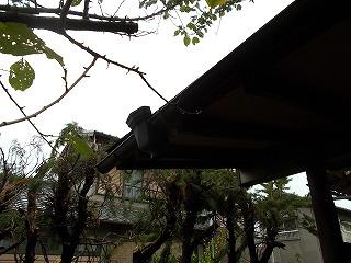 台風被害 化粧くさり 町の屋根やさん四日市店