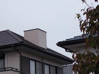 台風被害 屋根破損 街の屋根やさん四日市店