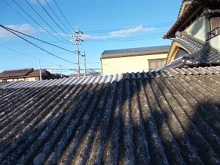 棟瓦破損 街の屋根やさん四日市店