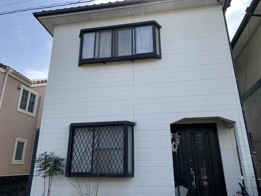 桑名市、屋根修理、雨樋工事、外壁塗装