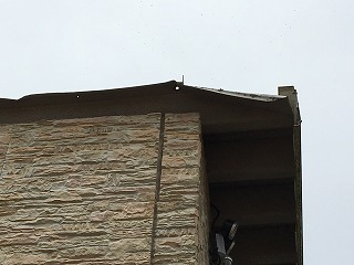 カーポート屋根破損 街の屋根やさん四日市店