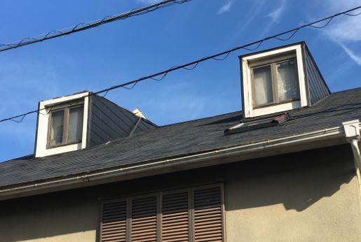 街の屋根やさん ドーマー 窓 トタン剥がれ 板金 四日市