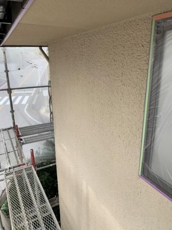 外壁下塗り前