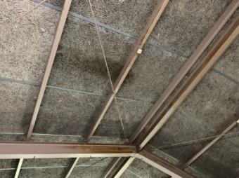 スレート屋根、雨漏り