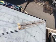 台風被害 棟板金 破損 修繕 街の屋根やさん四日市店