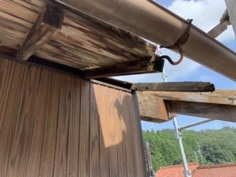 屋根補修、雨漏れ修理