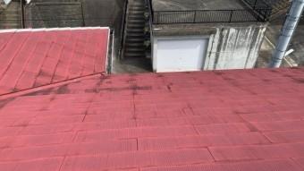四日市、カラーベスト、屋根塗装