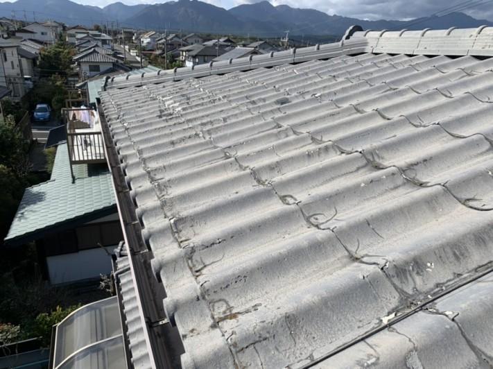 セキスイかわらU,屋根葺き替え