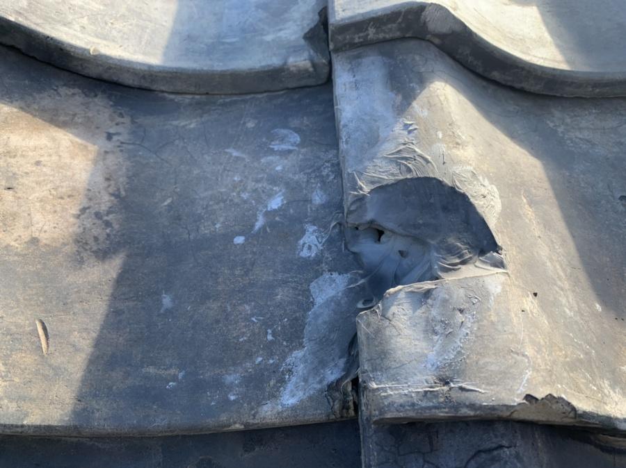 川越町、葺き替え、屋根工事
