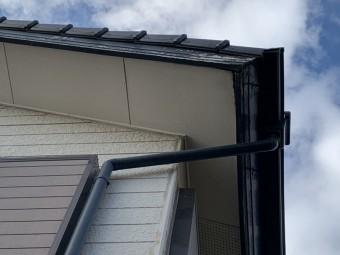 川越町、破風板、破風板金