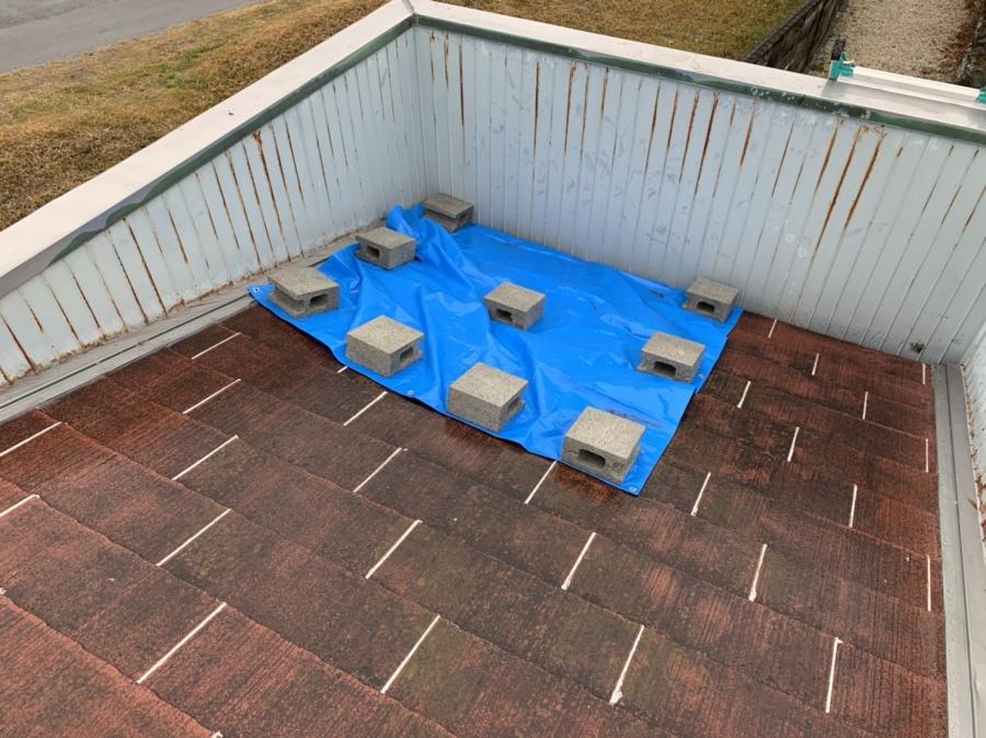 四日市市、雨漏り、屋根修理