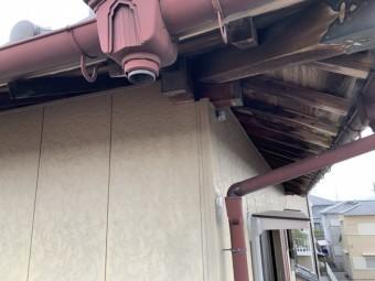 四日市市、屋根修繕、雨樋工事