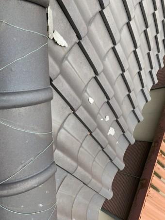 四日市市、屋根修繕、漆喰補修