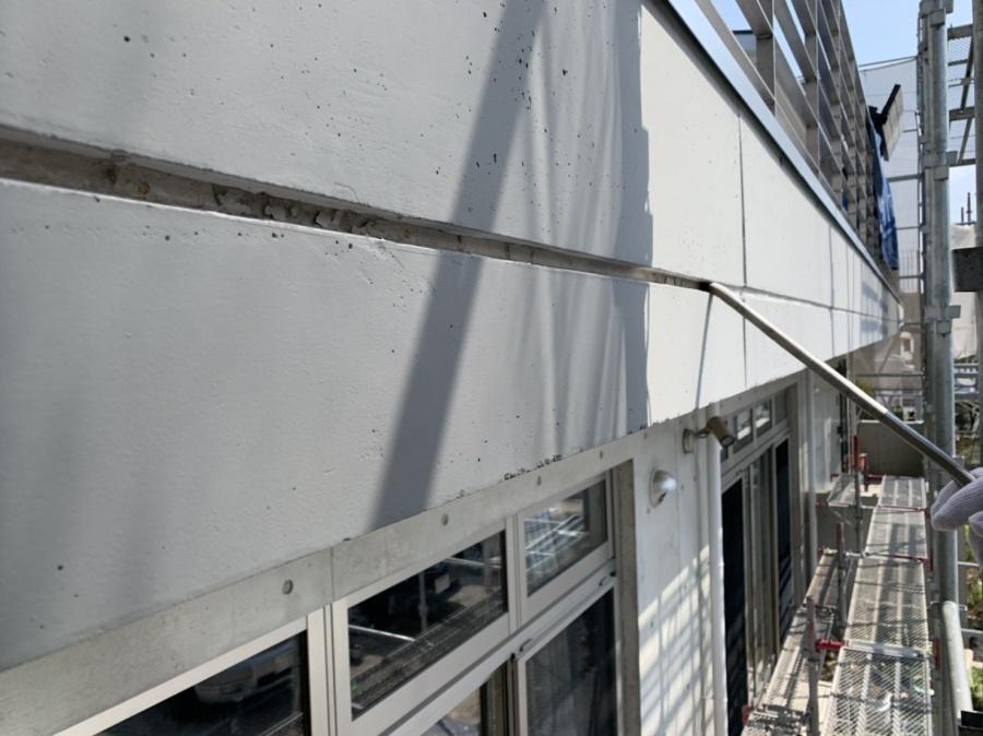 四日市市、外壁塗装、撥水材塗装