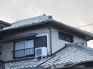 街の屋根やさん四日市店 瓦ズレ点検