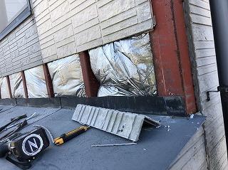 庇 雨漏り 街の屋根やさん四日市店