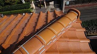 棟瓦修繕 街の屋根やさん四日市店