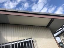 軒天井補修 台風被害 街の屋根やさん四日市店